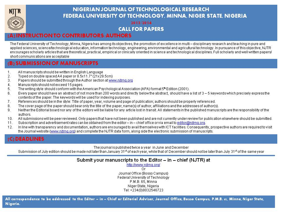calling for research papers Call for papers the international journal of educational research invites proposals for special issues the expectation is that a proposal will show an awareness of international perspectives and that the contents of the special issue would be of interest to an international audience.